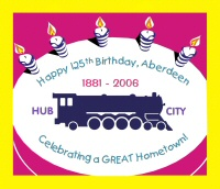Happy 125th Birthday, Aberdeen!